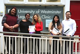 University of Westminster Legal Advice Clinic